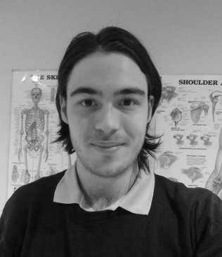 Matthew Hopgood : Senior Physiotherapist